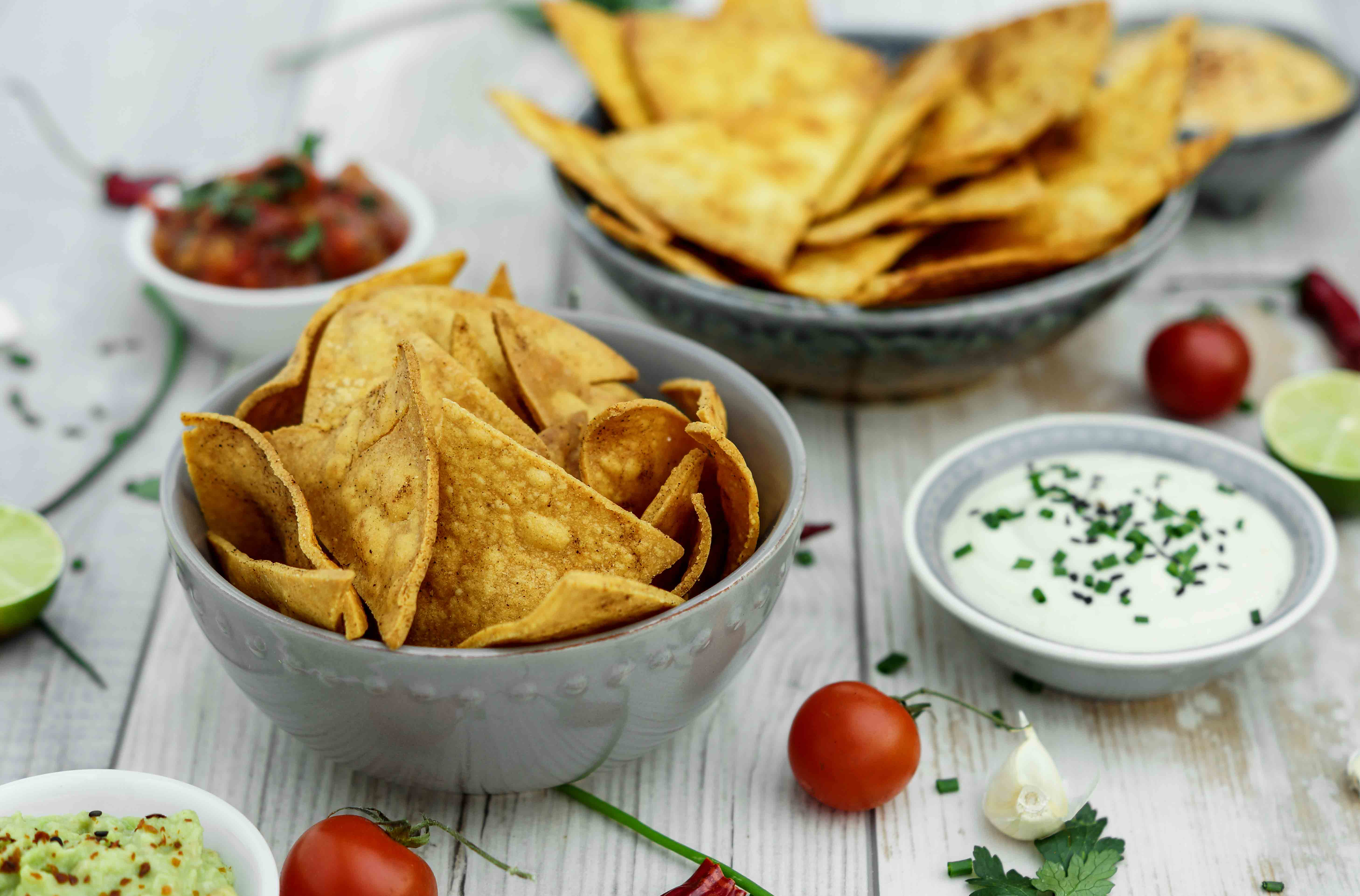 Tortilla Chips selber machen