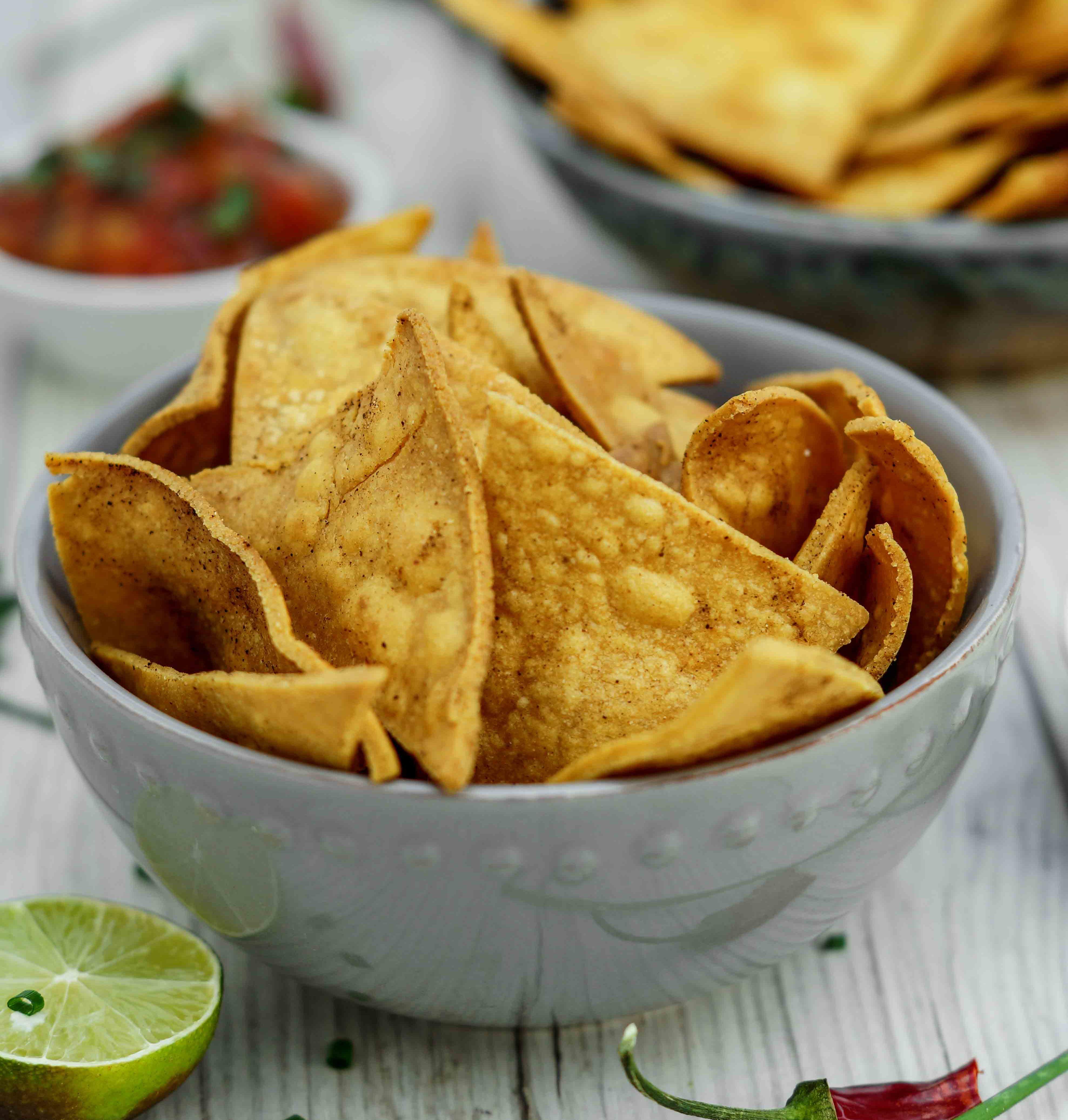 Tortilla Chips vegan