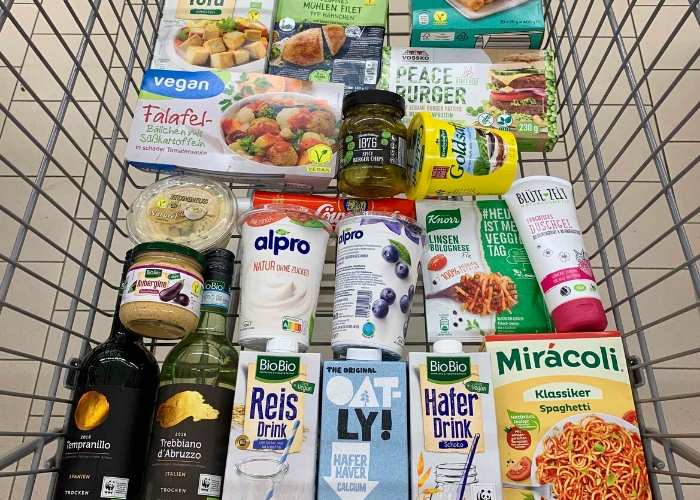 Vegane Produkte Netto Discount