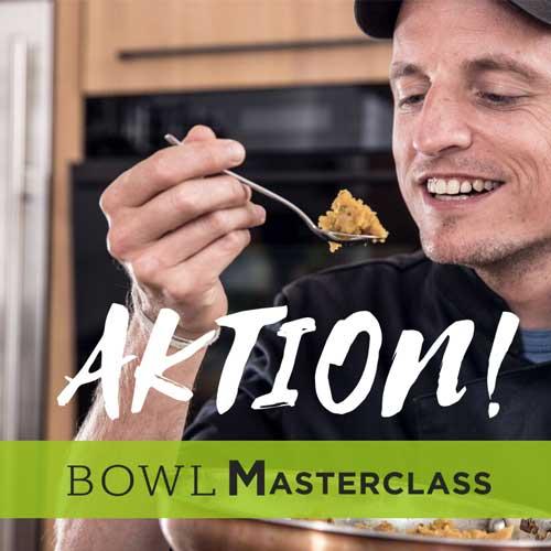 Vegan Master Class Bowls
