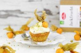 Jackfruit Cupcakes