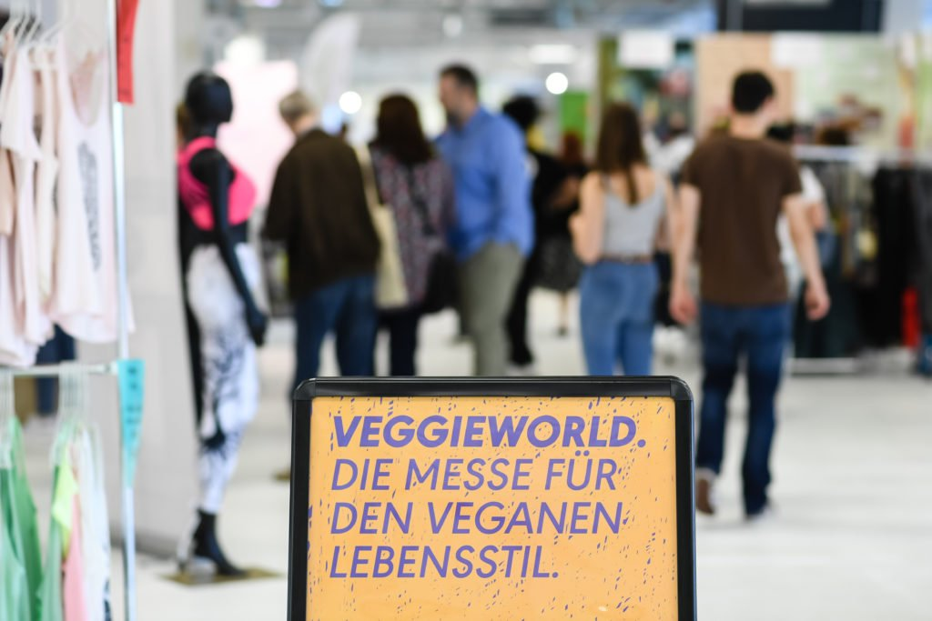 Veggie World 2020  vegane Messe Hamburg