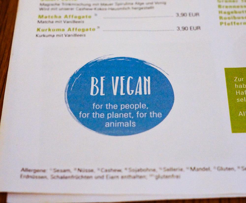 Vegane Bewegung