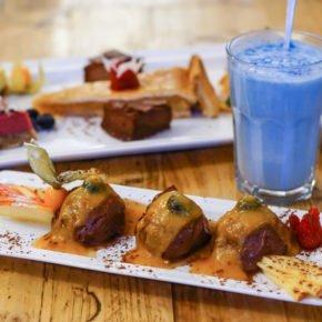 Veganes Dessert
