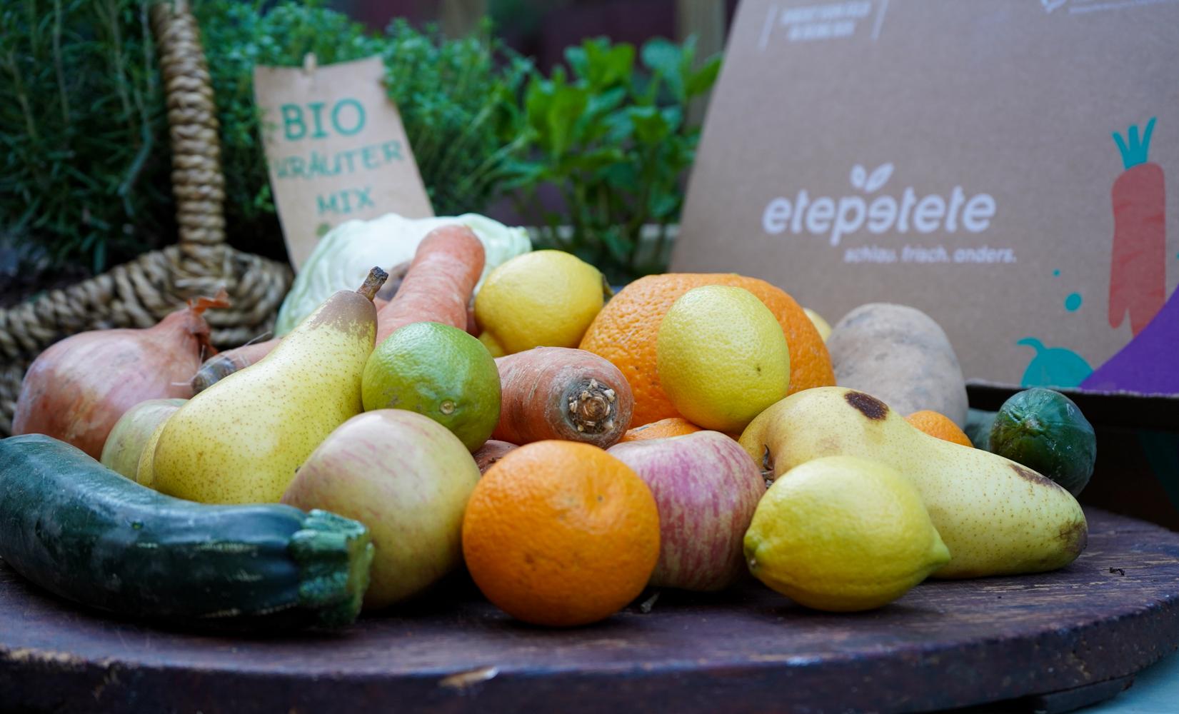 etepetete Gemüsbox