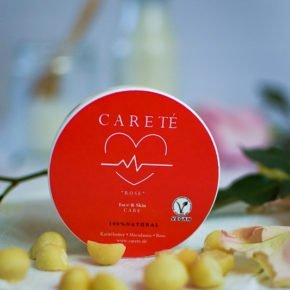 Careté rose creme