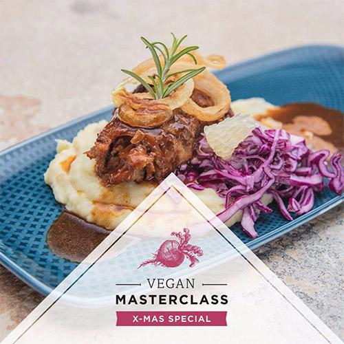 Vegan Masterclass X-Mas Special