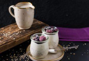 Cashew-Jogurt