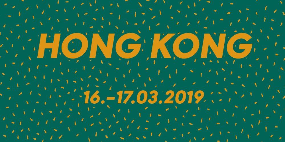 VeggieWorld Vorankündigung Hong Kong