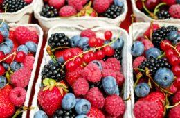 Beeren Immunsystem stärken
