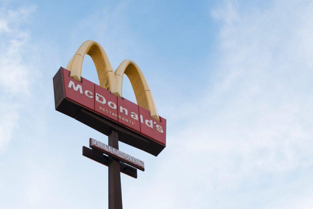 mcdonaldszeichen