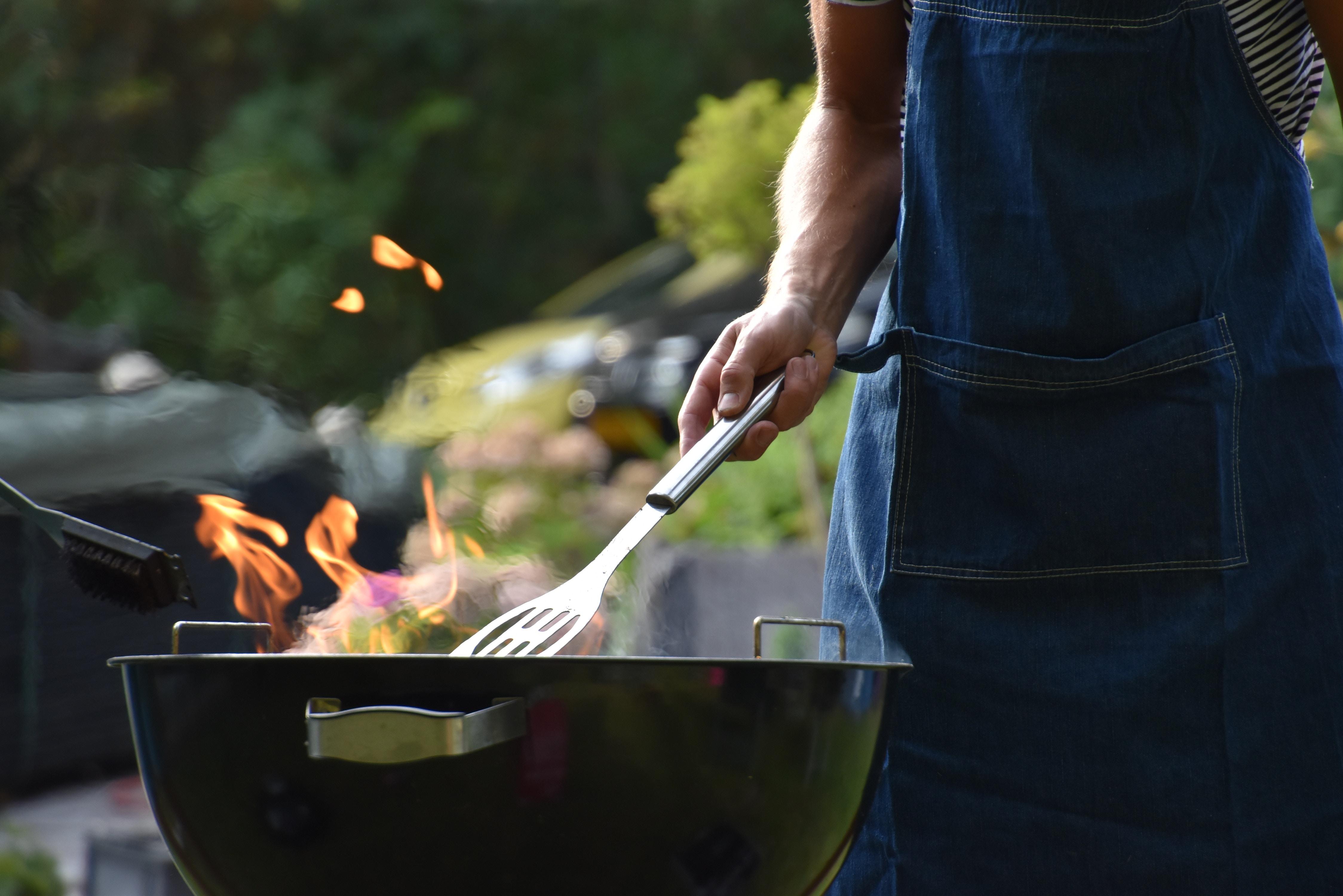 grillfeuer