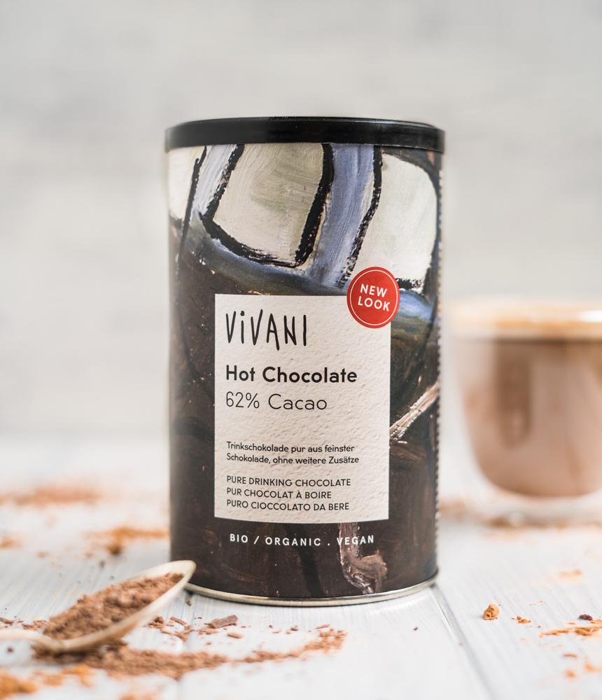 Vegane Trinkschokolade