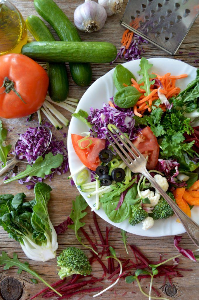 Salatmischung