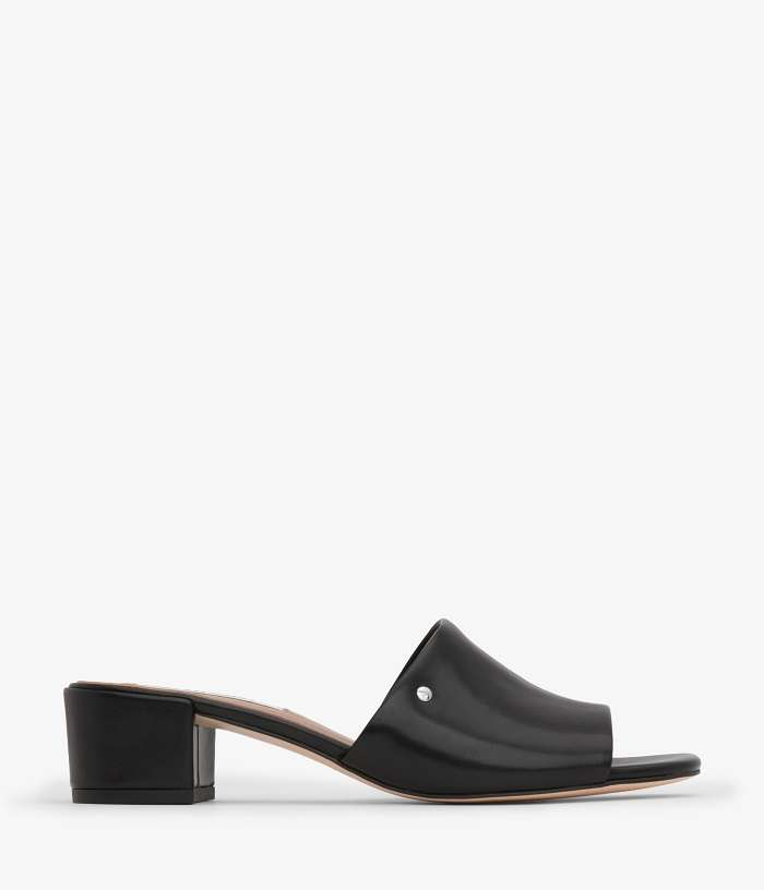 vegane Sandalen schwarz