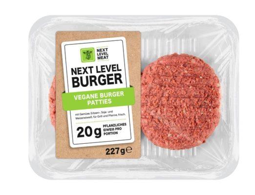 Lidl vegane Burger