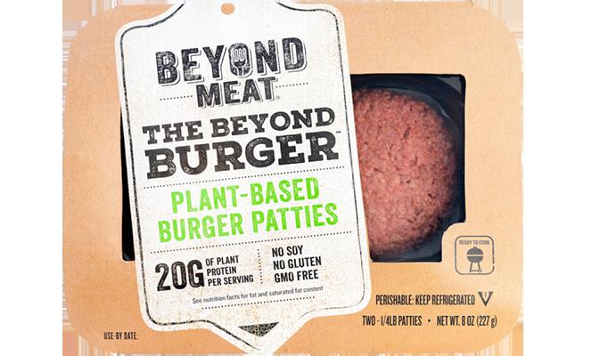 Metro Vegane Burger
