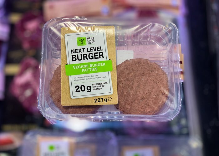 Vegane Produkte aus dem Supermarkt