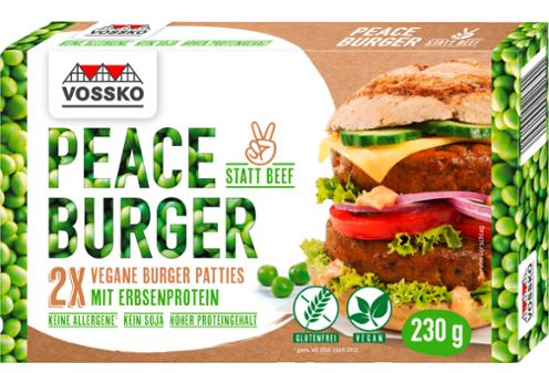 peace burger vossko