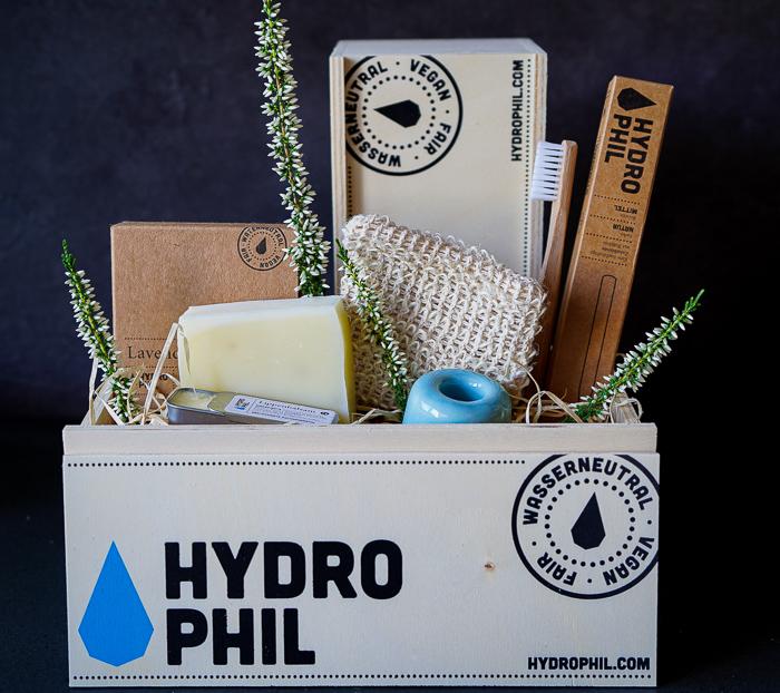 Nachhaltige Produkte Hydrophil