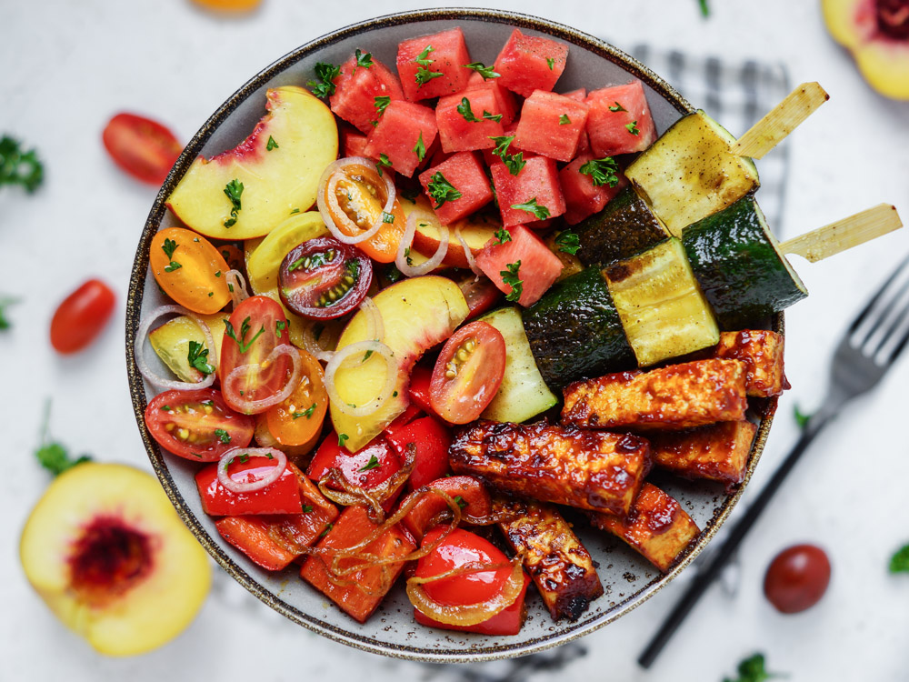 vegan masterclass bowl