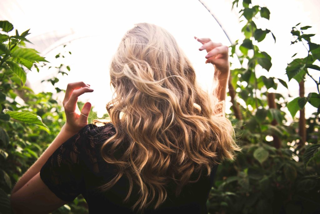 Schöne Haare und Haut