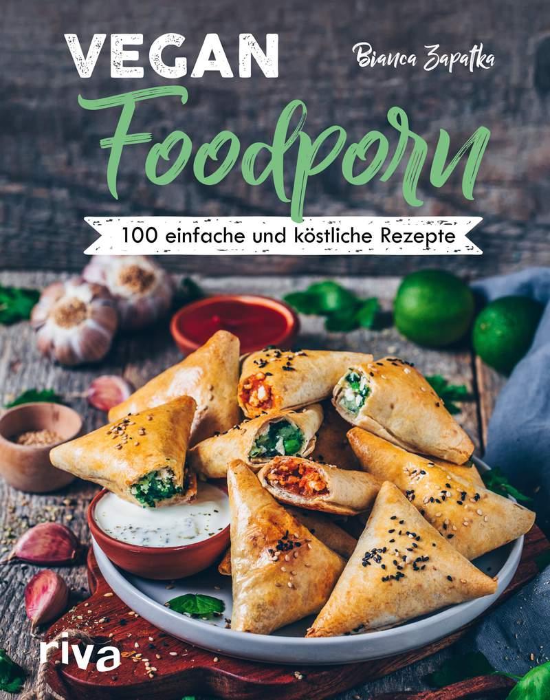 Vegan Foodporn – 100 einfache und köstliche Rezepte  vegane Rezepte Käsekuchen