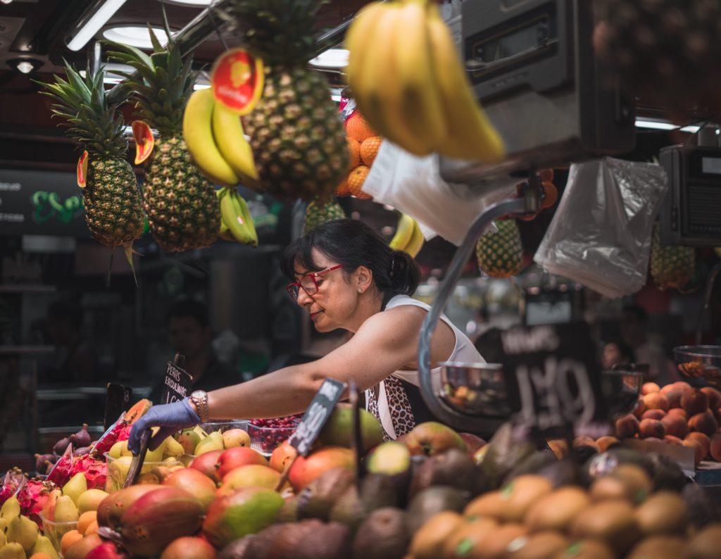 Spanien-Vegan-Reisen_Wochenmarkt