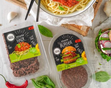 Vegane Alternativen Supermarkt
