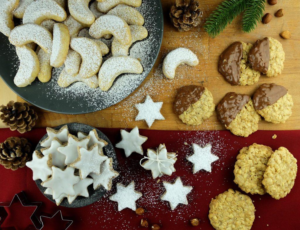 Vegane Weihnachtsplätzchen Rezepte