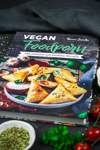 Kochbuch Vegan Foodporn von Bianca Zapatka
