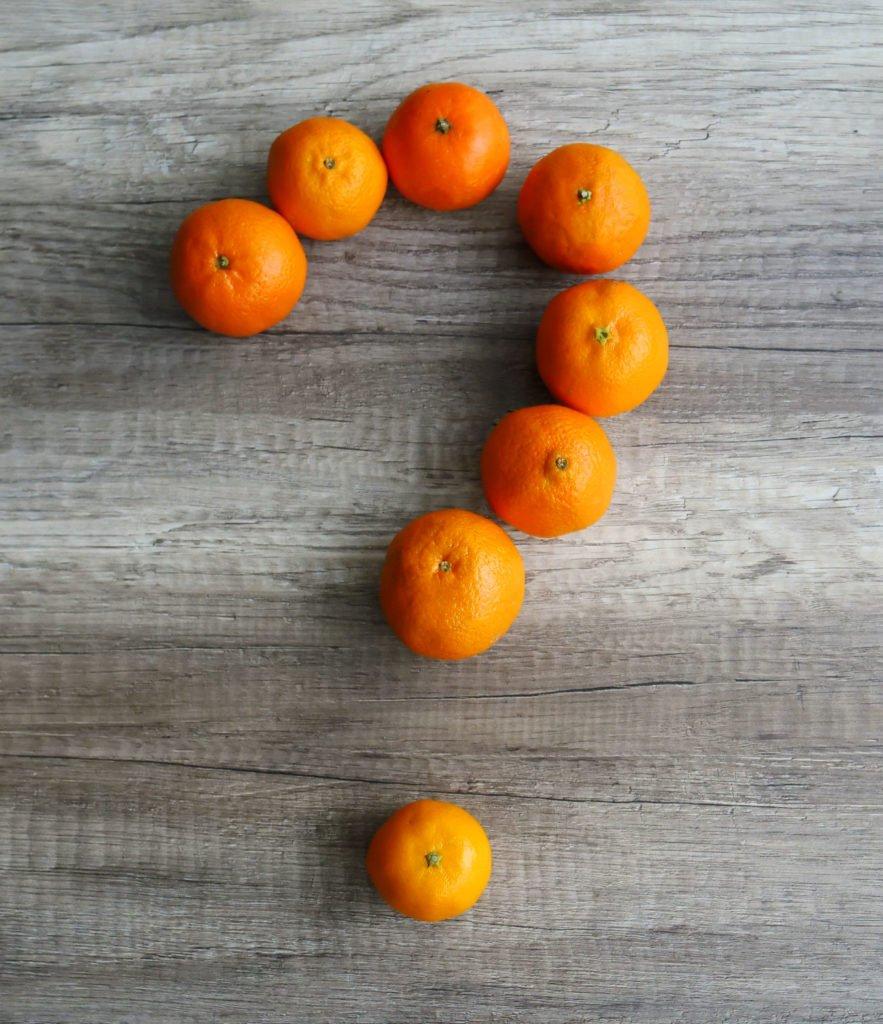 Fragen vegane Ernährung