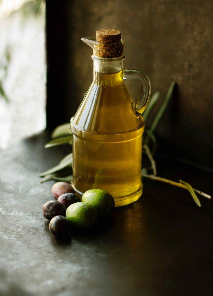 veganes Ölivenöl