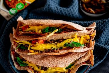 Tortillas vegan