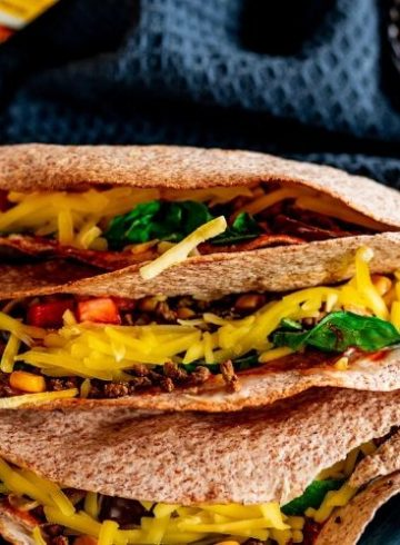 Tortillas vegan