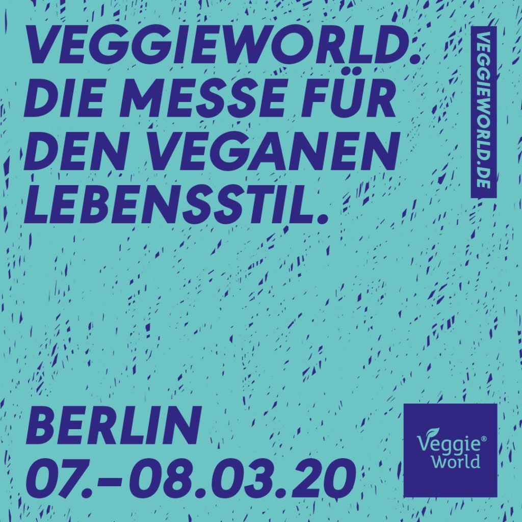Vegane Messen und Events VeggieWorld Berlin