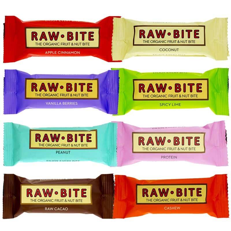 Raw Bite Rohkostriegel Sparset