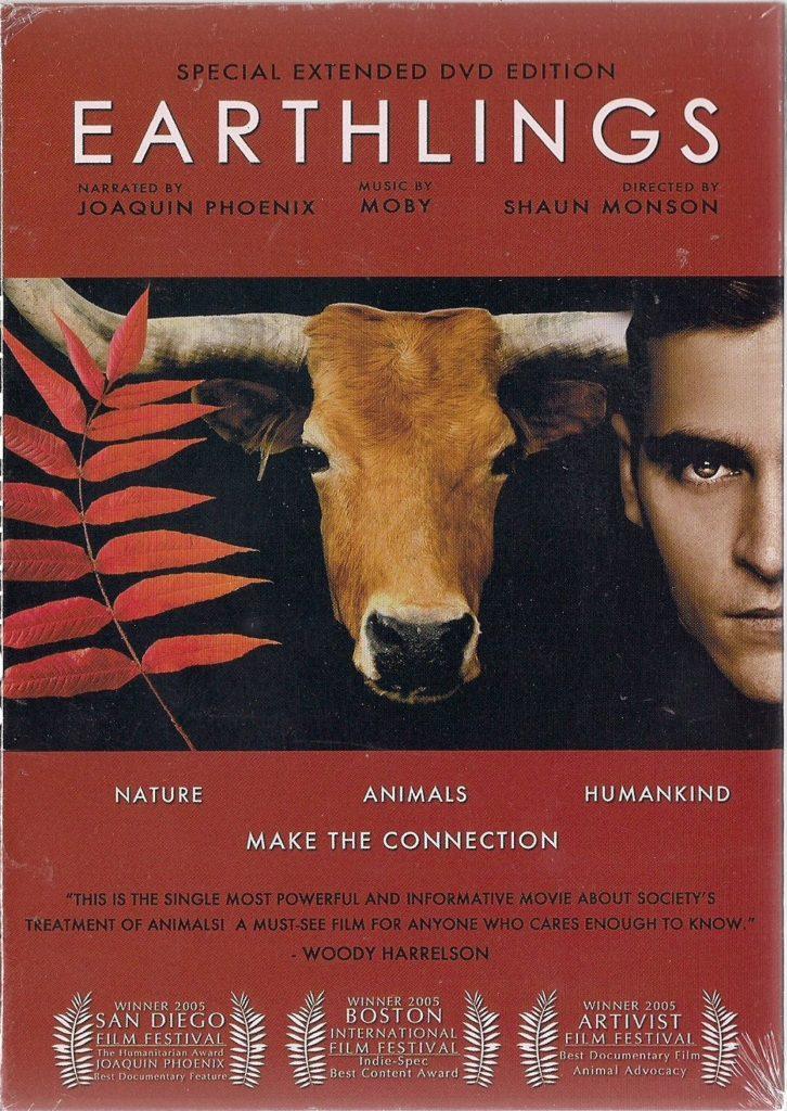 "Die vegane Dokumentation ""Earthlings"""