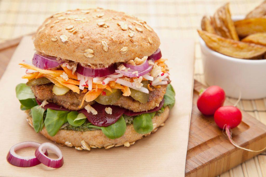 In Köln vegane Burger essen? Am besten im Bunte Burger!