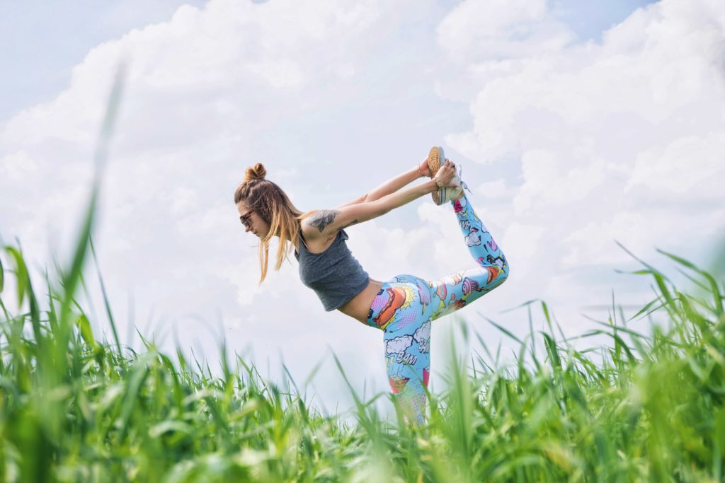 Vegan Retreat Yoga