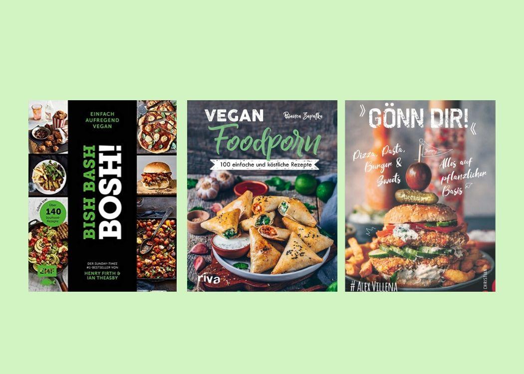 Vegane Kochbücher