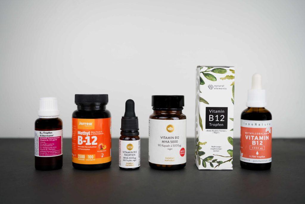 Vitamin B12 vegan