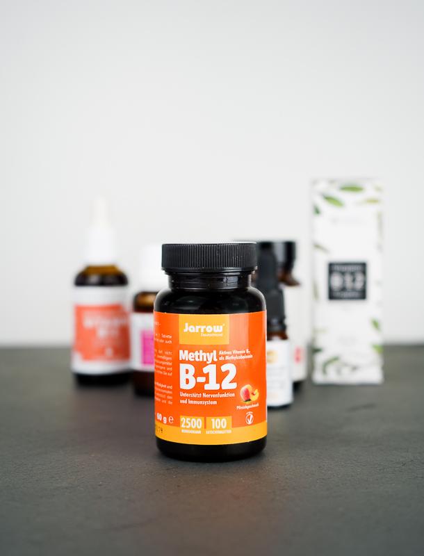 B12 Mangel Vitamine Mathyl Jarrow