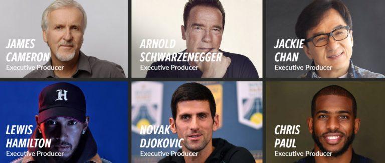 Unter den Produzenten der Game Changers Dokumentation finden sich einige bekannte Gesichter ©  The Game Changers Movie