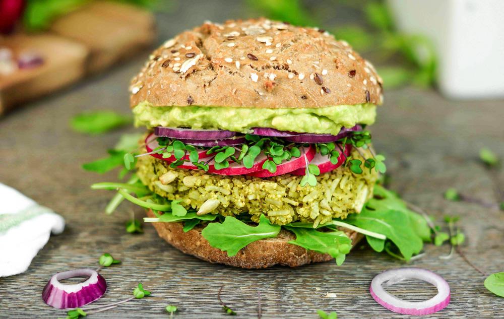Burger Patties vegan
