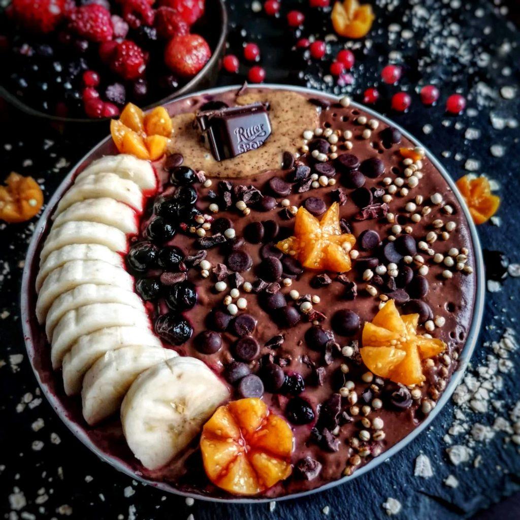 Smoothie Rezepte Schokolade