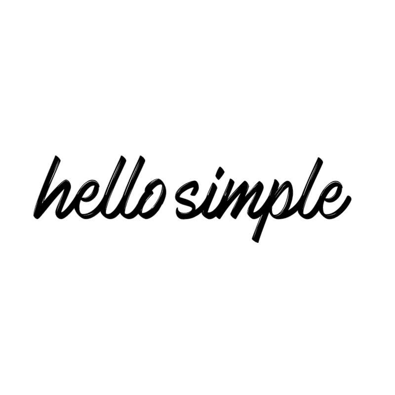 hello simple – Kosmetik selber machen