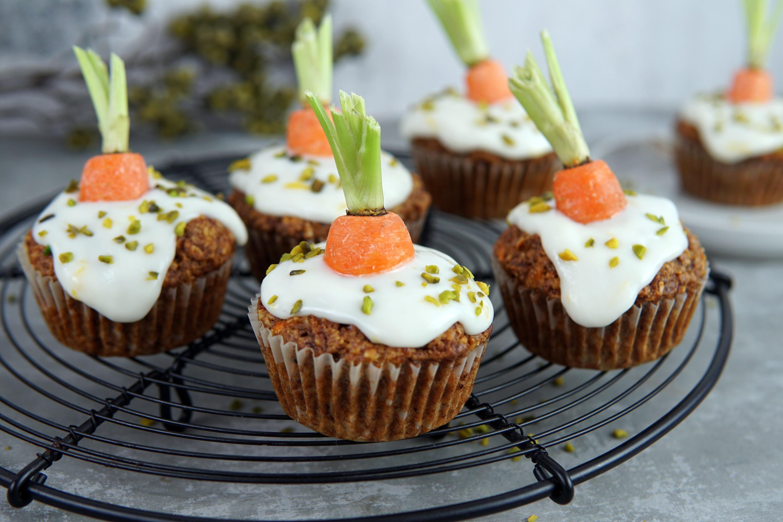 karotte muffins vegan