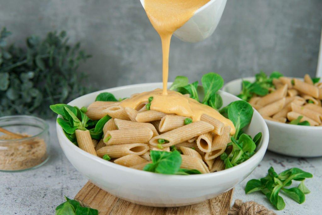 mac-and-cheese vegan