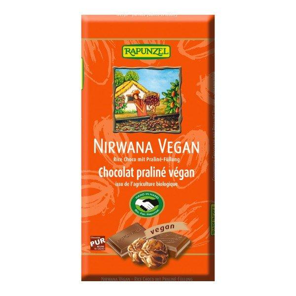 Vegane Schokolade von Rapunzel